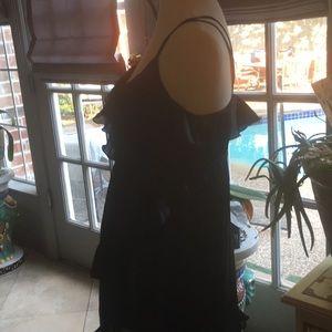 Black Esley with spaghetti straps!